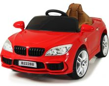 Электромобиль RiverToys BMW B222BB